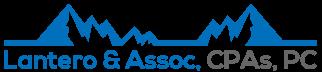 Lantero & Associates, CPAs Logo
